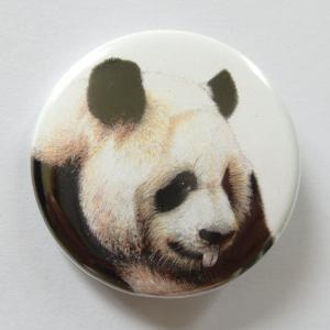 Jessy Megan badge portrait animal Panda
