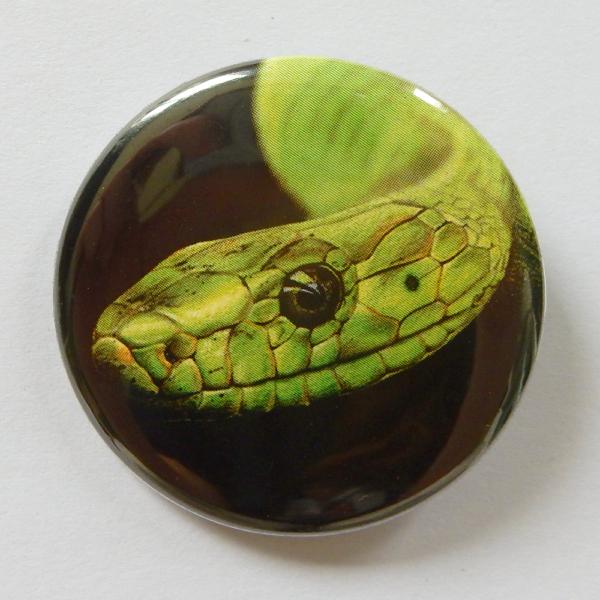 Jessy Megan badge portrait animal Serpent