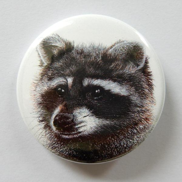 Jessy Megan badge portrait animal Raton